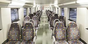 Material Rodante – Trens de Passageiros
